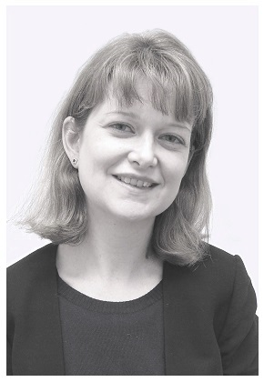 Corporate law solicitor Liz Gifford