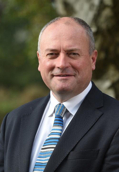 property solicitor Andrew Nicholson