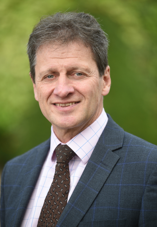 Business solicitor Dermott Thomas