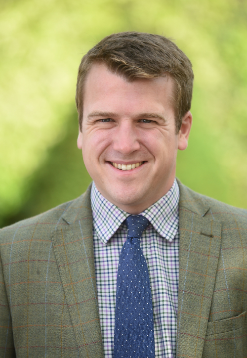 property solicitor Miles Coates